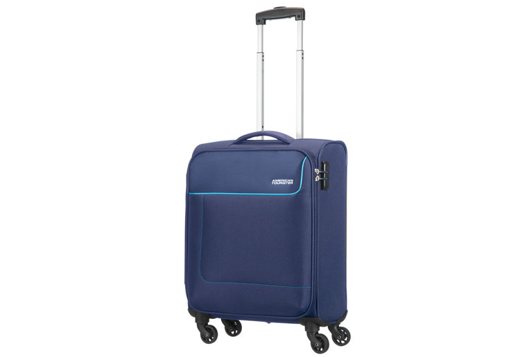 Чемодан American Tourister WAVEBREAKER BARBIE 94C-19001