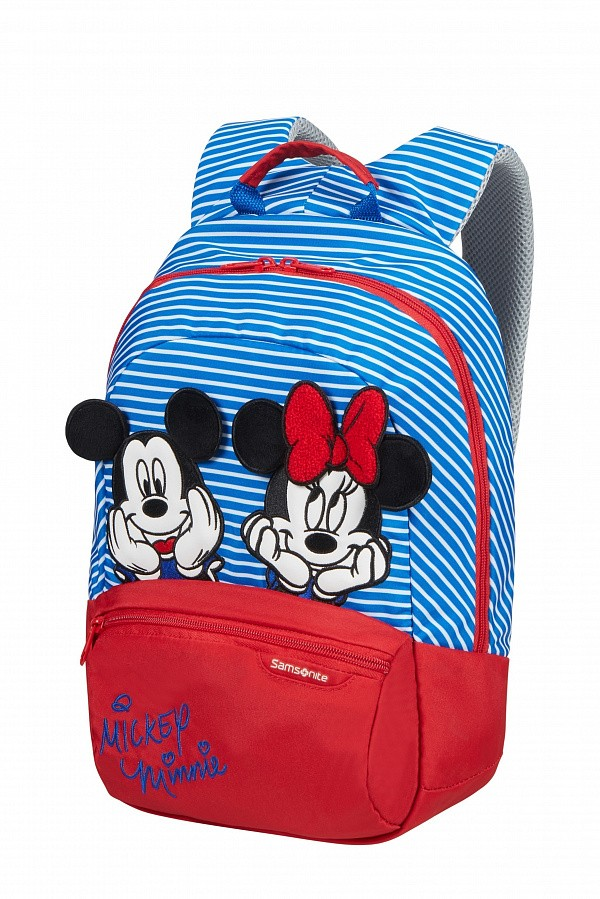 Рюкзак детский Samsonite DISNEY ULTIMATE 2.0 MICKEY/MINNIE PEEKING 40C-10025